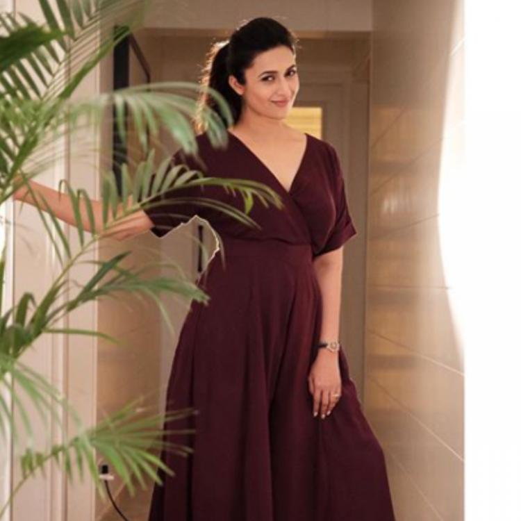Divyanka Tripathi Dahiya exudes elegance in her latest PHOTO as she REVEALS the 'best poser' in their house