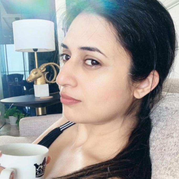 Divyanka Tripathi Dahiya REVEALS her love for 'coffee' and how the magical potion changes her mood; See Post