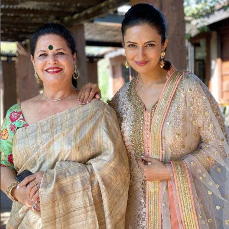 Mother's Day 2020: Divyanka Tripathi wishes mom Neelam & mother in law Manju Dahiya with heartfelt notes