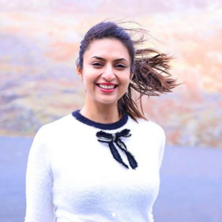 Divyanka Tripathi's infectious smile in the throwback PICS from UK is sure to break the internet