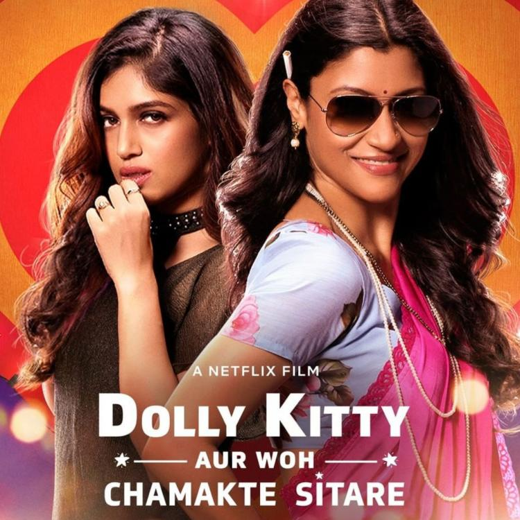 Dolly Kitty Aur Woh Chamakte Sitare Twitter Review