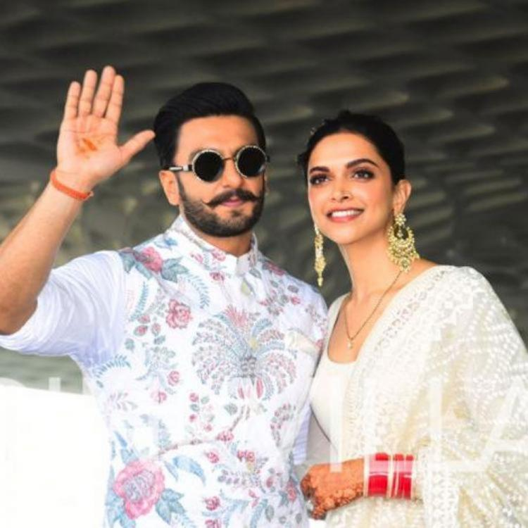 Deepika Padukone and Ranveer Singh Jigsaw Puzzle: Solve the pieces to see the couple's ethnic airport look
