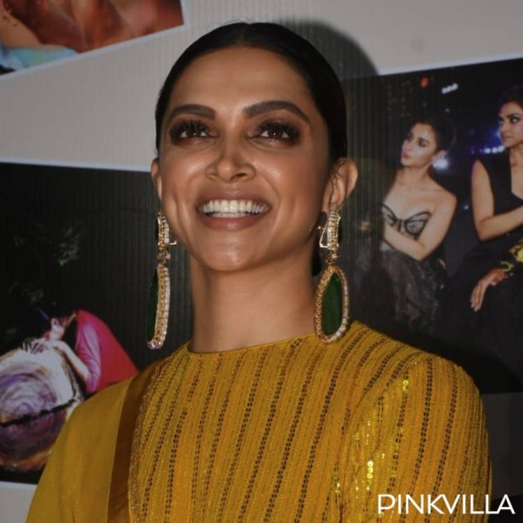 PHOTOS: Deepika Padukone looks stunning as she attends a function in the city
