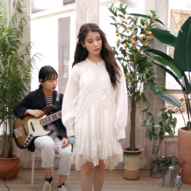 Dream actress IU opens up about her movie opposite Park Seo Joon: Really chaotic but also very consistent