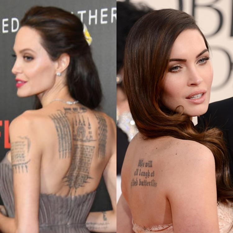 Got new ink? THIS is how you can dress to flaunt your new tattoos, celebrity style