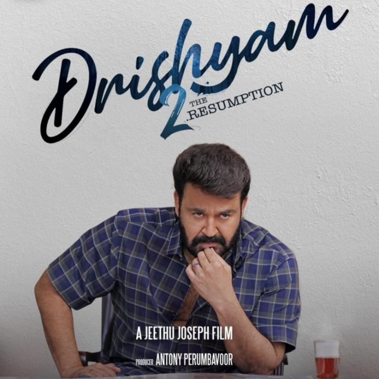 Mohanlal's Drishyam 2: Makers of the Jeethu Joseph directorial to release the trailer on February 8