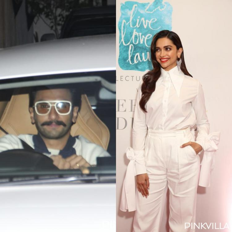 drs_main PHOTOS: Deepika Padukone makes a classy look; Ranveer Singh will get papped within the metropolis