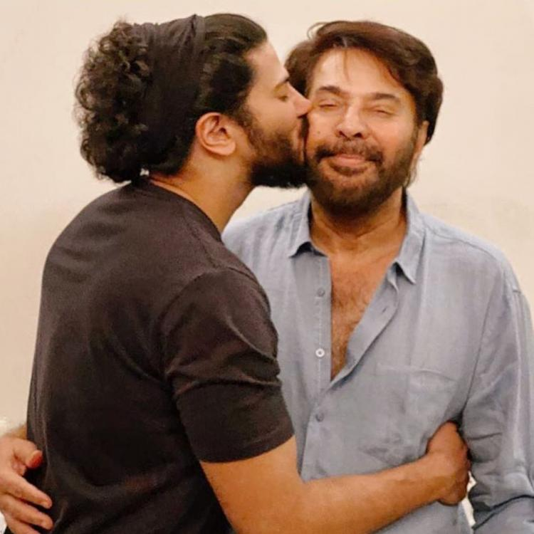Dulquer Salmaan has got a strong hashtag game yet again as he wishes father Mammootty on his birthday
