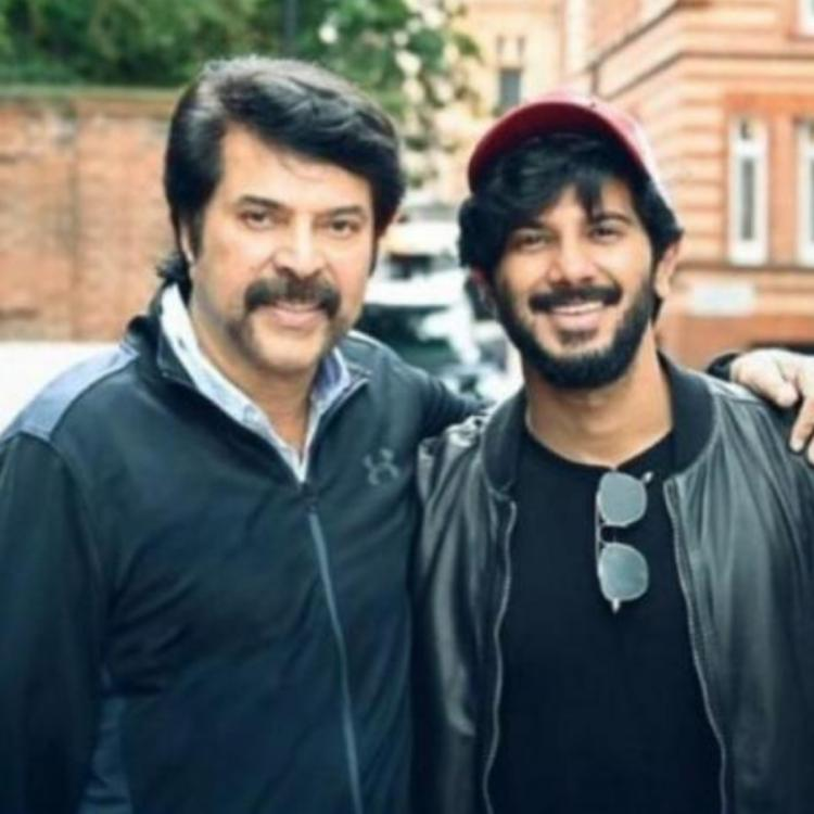 Dulquer Salmaan REACTS to father Mammootty's workout photos that created storm: We were like OMG