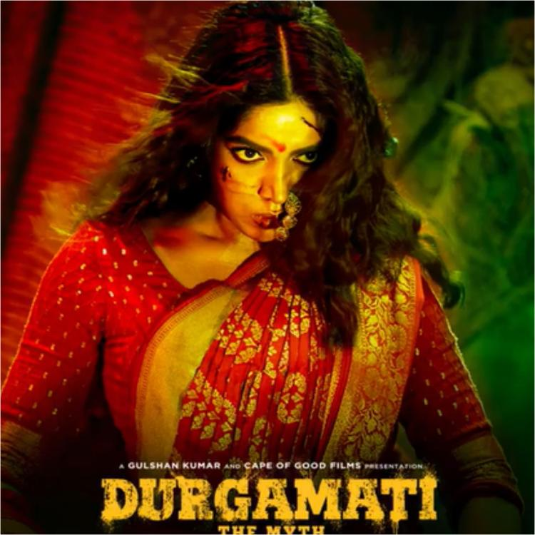 Durgamati Twitter Review