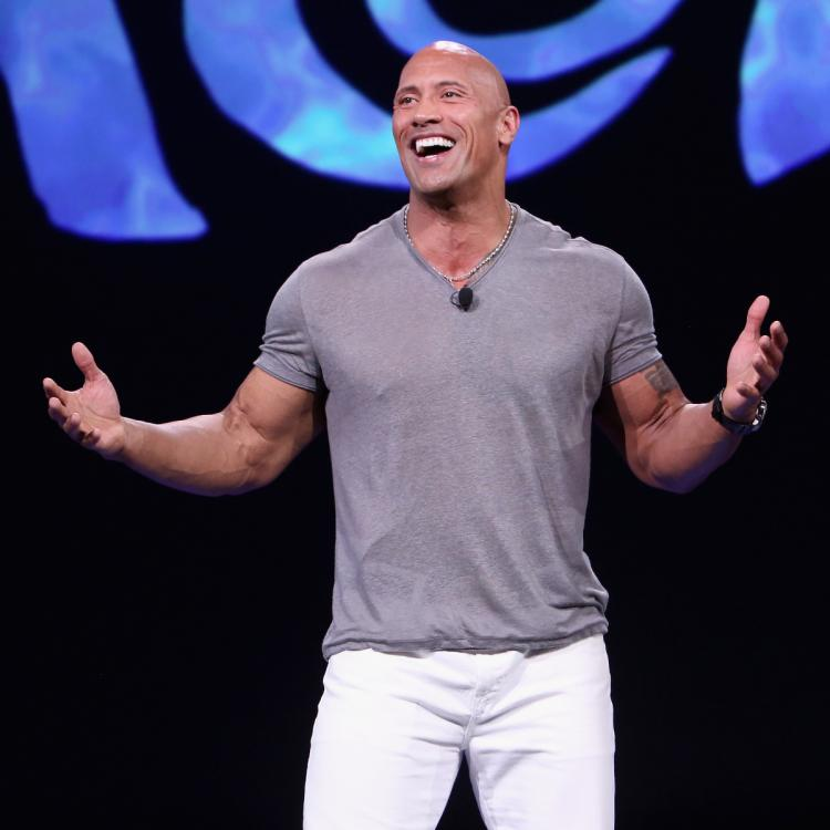 Dwayne Johnson rips apart his house gate during a power outage; Jokes his security team was 'in disbelief'