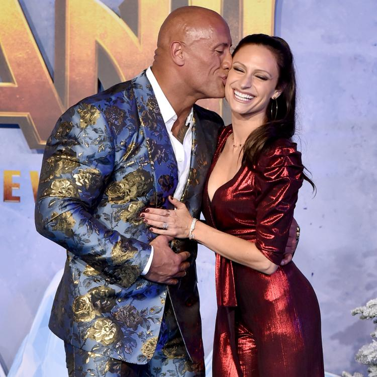 Dwayne Johnson is a 'grateful man' as he celebrates wife Lauren Hashian's 36th birthday post COVID 19 recovery