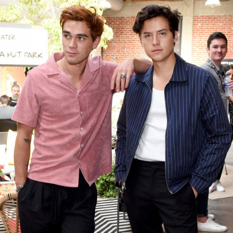 Dylan Sprouse says brother Cole Sprouse is fine post split with GF Lili Reinhart & is quarantining with KJ Apa