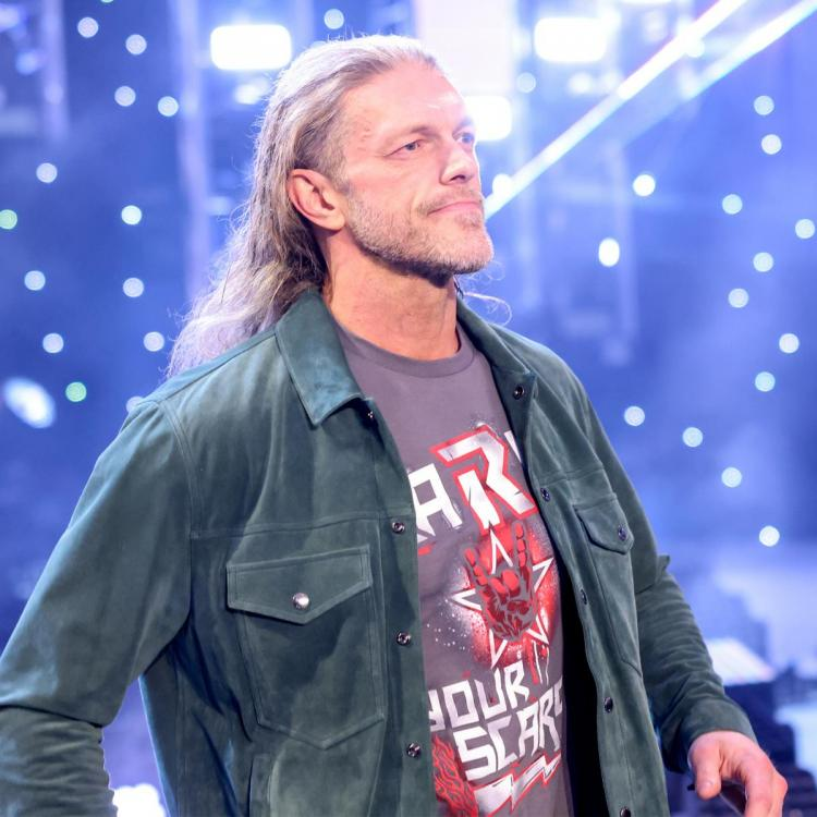 Edge believes The Undertaker's remark was taken out of context