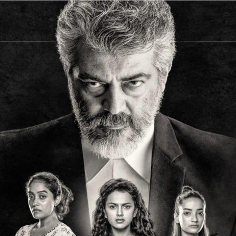 Nerkonda Paarvai: Thala Ajith starrer gets a U/A certificate from the Censor Board