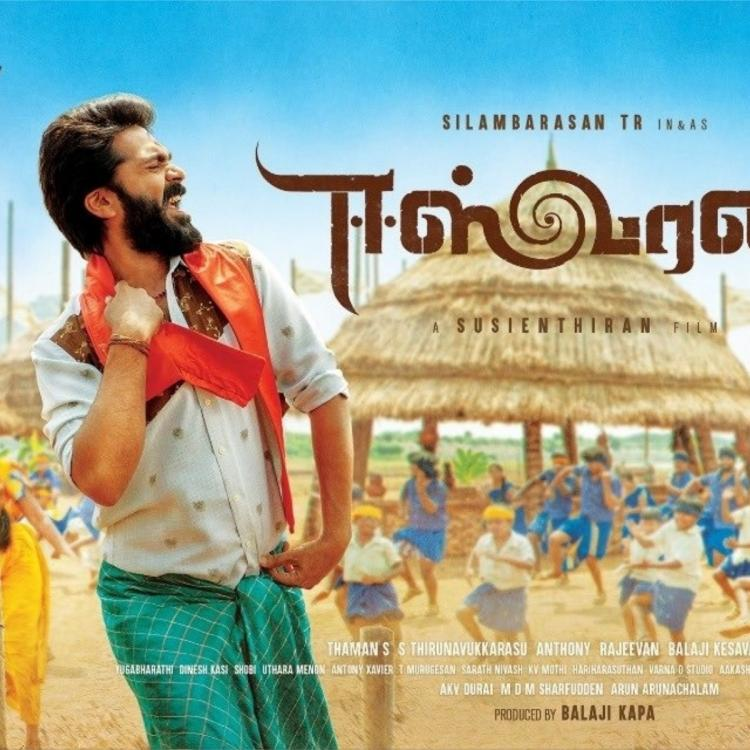 Silambarasan TR's Eeswaran: Makers of the Suseenthiran directorial to launch audio tracks on January 2