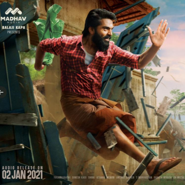 Eeswaran: Silambarasan TR CONFIRMS the release date of the Suseenthiran directorial