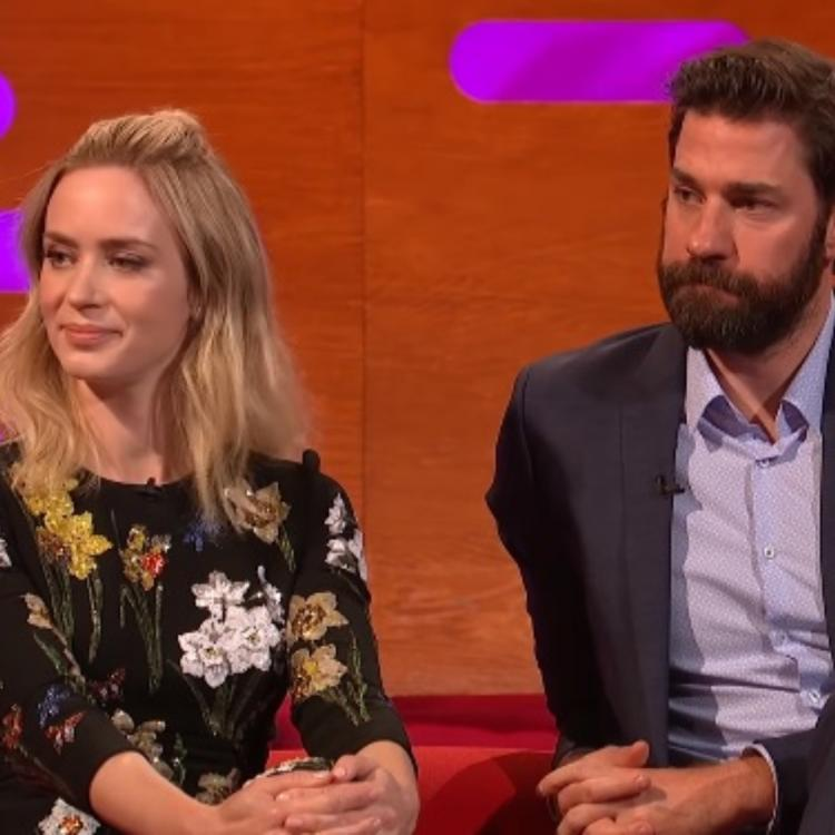 John Krasinski reveals the secret to his happy marriage with Emily Blunt; Read details