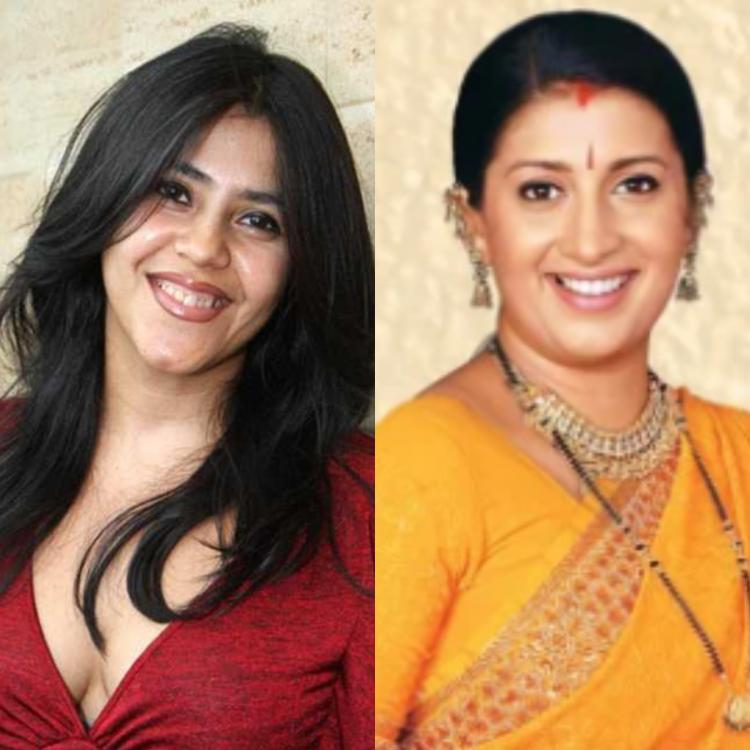 Ekta Kapoor's Kyunki Saas Bhi Kabhi Bahu Thi clocks 20 yrs; Recalls people watching it during Gujarat quake
