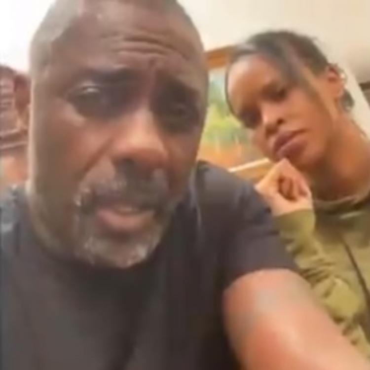 Idris Elba confirms he tested positive for Coronavirus; urges everyone to follow safety measures; WATCH Video