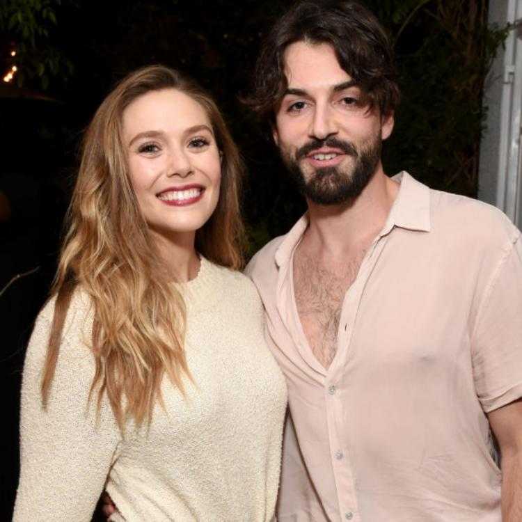 WandaVision's Elizabeth Olsen subtly reveals she's married during interview and fans cannot keep calm.