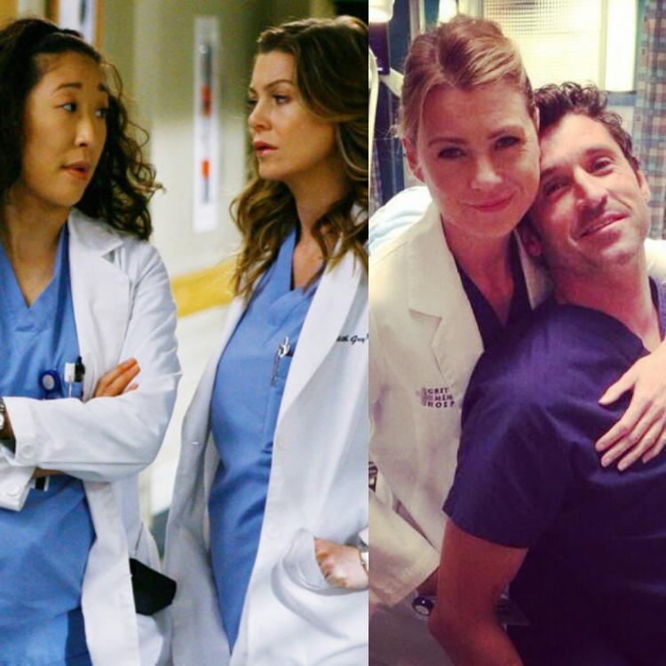 Ellen Pompeo REVEALS that Sandra Oh's exit from Grey's Anatomy hit her harder than Patrick Dempsey's