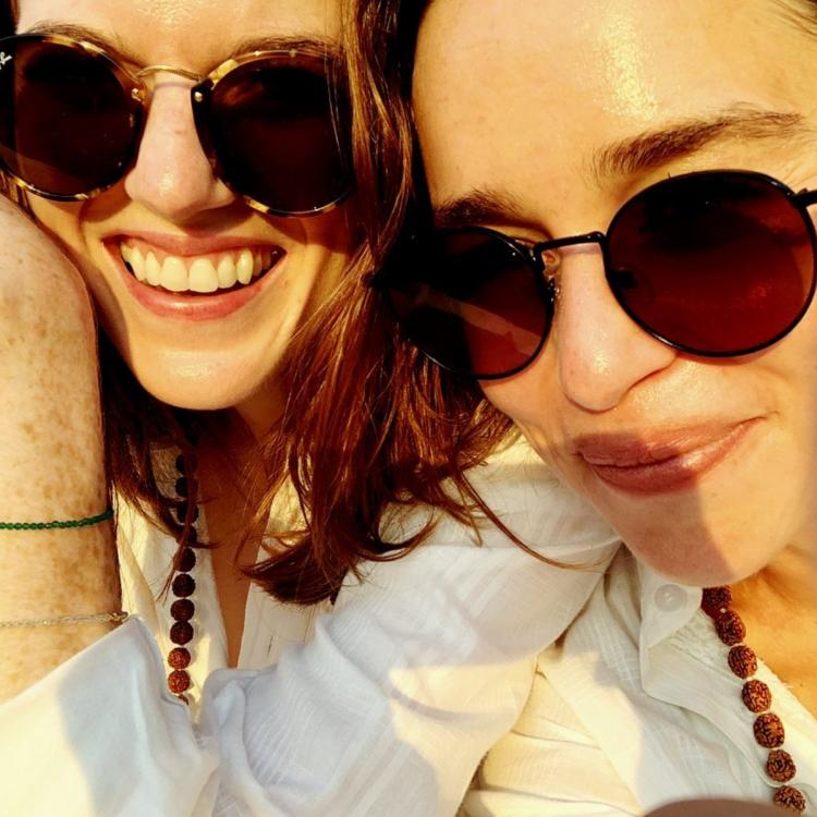 Game of Thrones stars Emilia Clarke, Rose Leslie are in India sans Kit Harington & we're freaking out