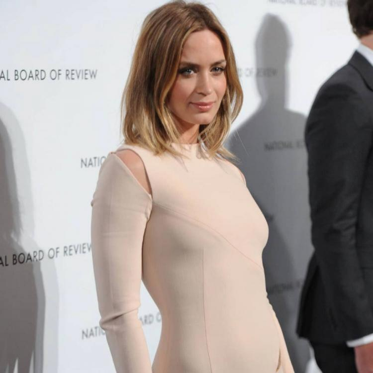 Emily Blunt reveals why she didn't become a pop star