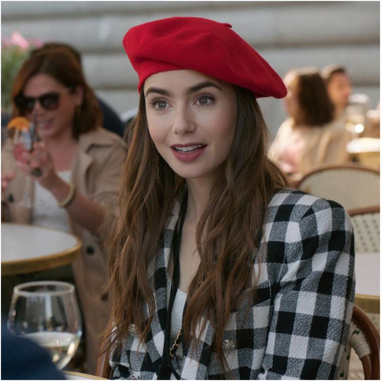 Emily in Paris will take you a fashionable roller coaster ride but in the French way