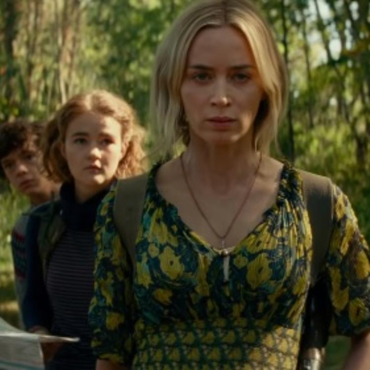 Emily Blunt on A Quiet Place II: The film explores empathy & the need to be together for one's survival