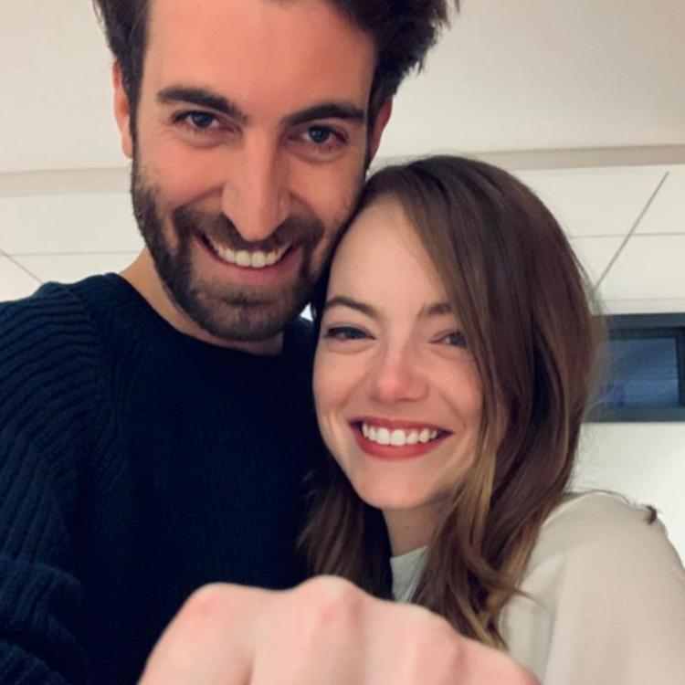 Emma Stone & Dave McCary spark marriage rumours