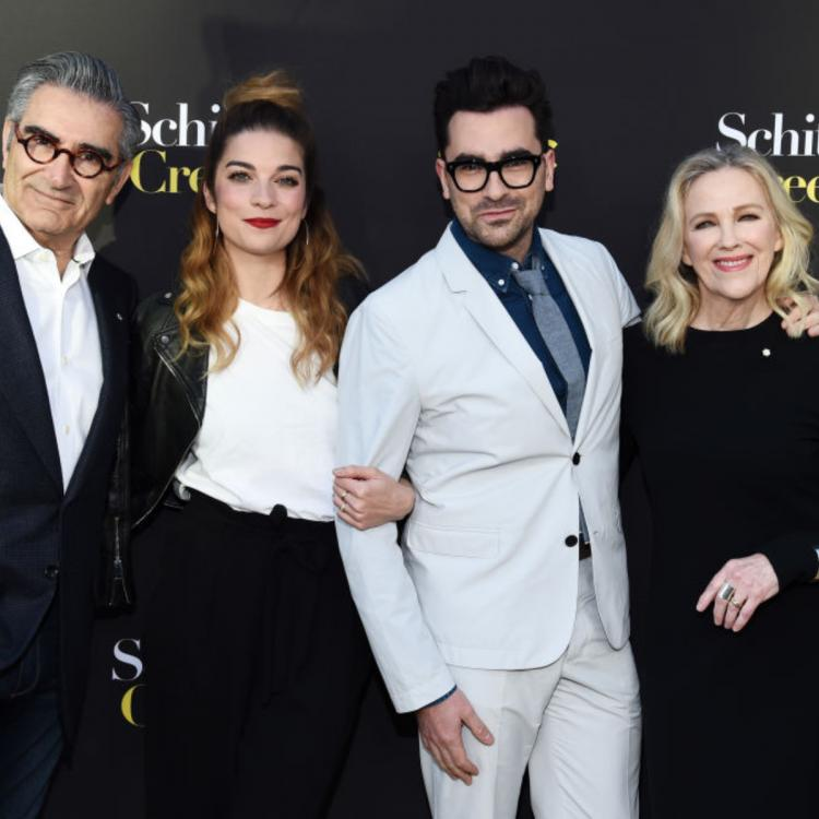 Schitt's Creek took home seven Emmys at the recently held Emmys 2020
