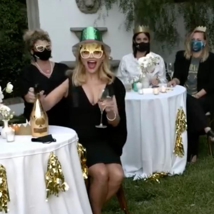 Emmys 2020: Reese Witherspoon & Kerry Washington host New Year themed party; Say They're ready for 2020 to end