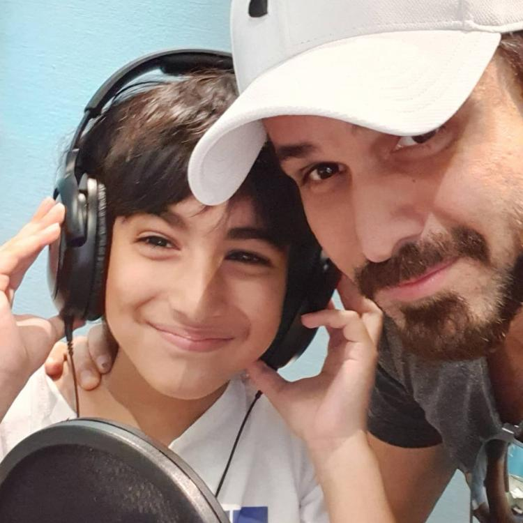 Emraan Hashmi's son Ayaan Hashmi gives major motivation to all cancer patients through his powerful speech