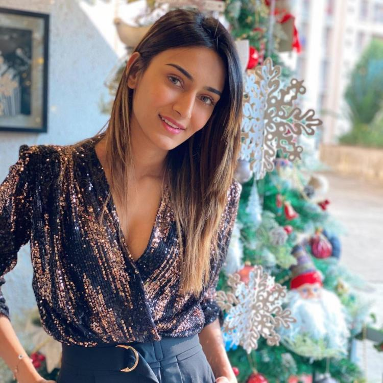 Erica Fernandes participates in beauty pageant