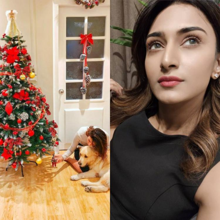 Erica Fernandes is excited for Chirstmas