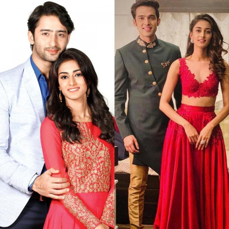 Erica Fernandes with Shaheer Sheikh or Parth Samthaan; Which pair looks good on screen? VOTE