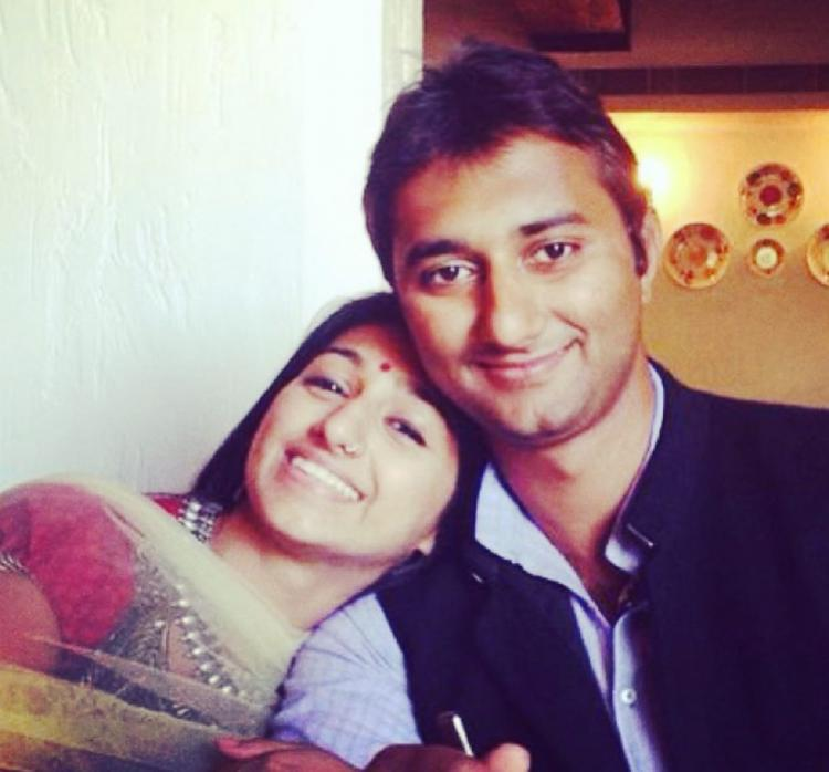 EXCLUSIVE: YRKKH's Mohena Kumari Singh reveals her brother has now tested negative for coronavirus