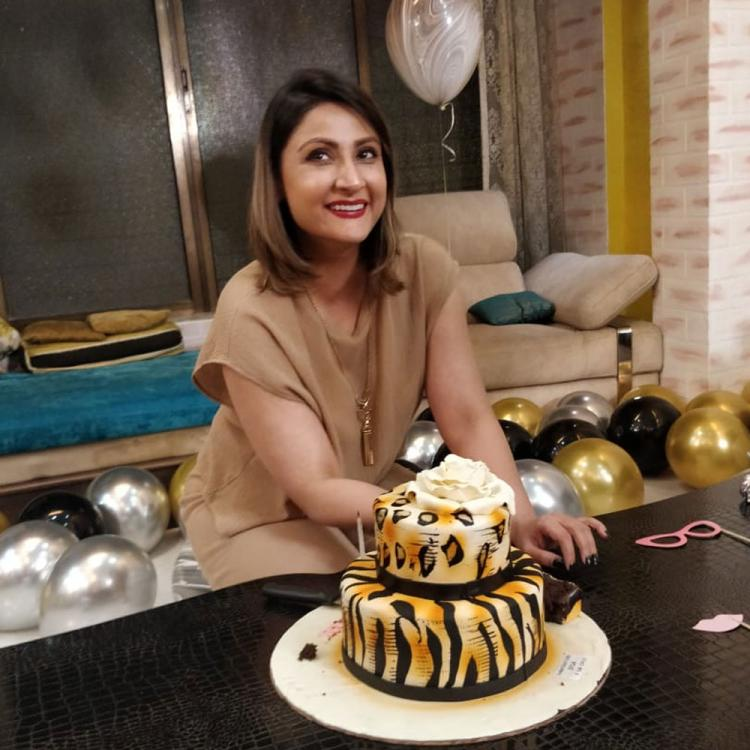 EXCLUSIVE: Urvashi Dholakia rings in her birthday with family; Says 'Took this time to be with my loved ones'