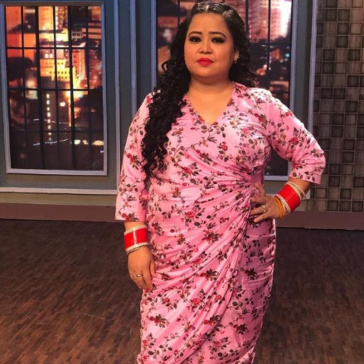 EXCLUSIVE: Bharti Singh on resuming IBD shoot: Didn't think we could do it with NO audience but it went well