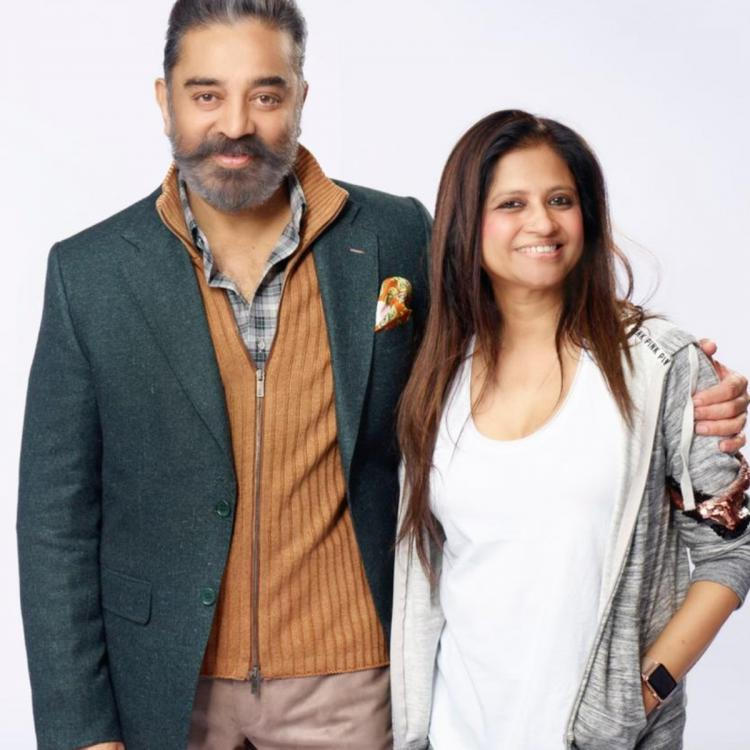 EXCLUSIVE: Bigg Boss Tamil 4 will see Kamal Haasan in statement accessories, stylist Amritha Ram spills beans