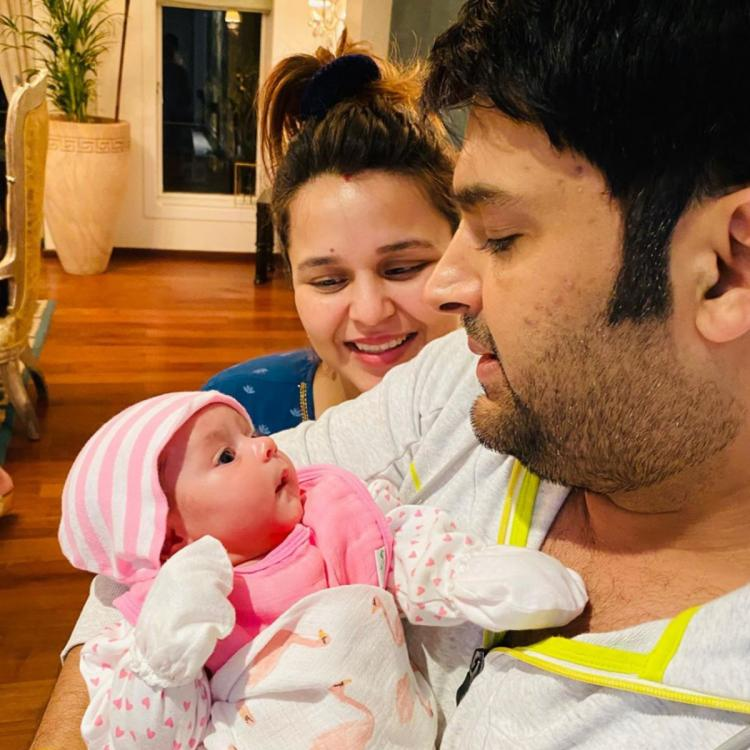 EXCLUSIVE: Coronavirus Effect: Kapil Sharma says, 'I'll spend time with my daughter during quarantine period'