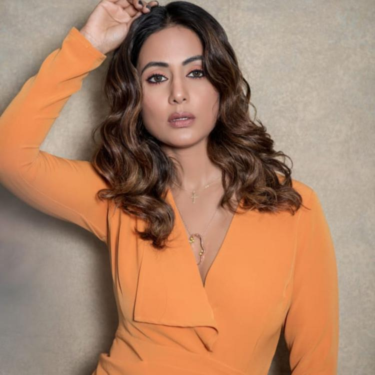 EXCLUSIVE: Hina Khan on why shooting for Unlock was a challenge; reacts to risk involved with shoots resuming