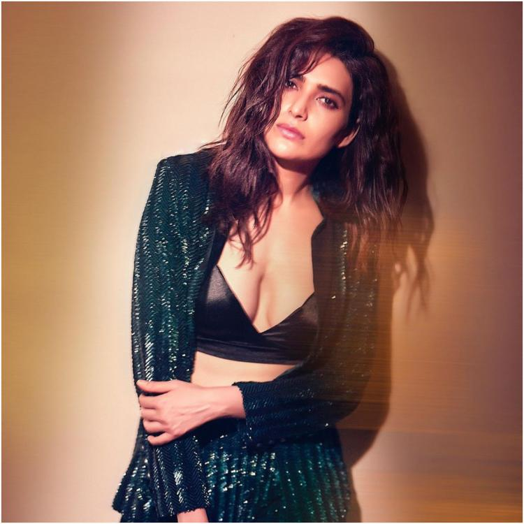 EXCLUSIVE: Karishma Tanna: No outsider and insider debate here otherwise Karan wouldn't cast Sushant in Drive