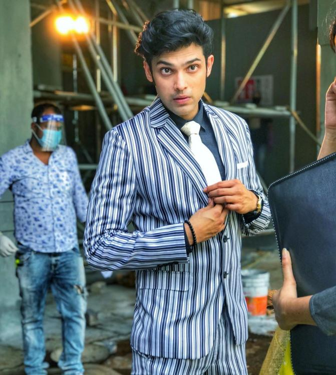 EXCLUSIVE: Kasautii Zindagii Kay star Parth Samthaan CONFIRMS he has tested COVID 19 negative