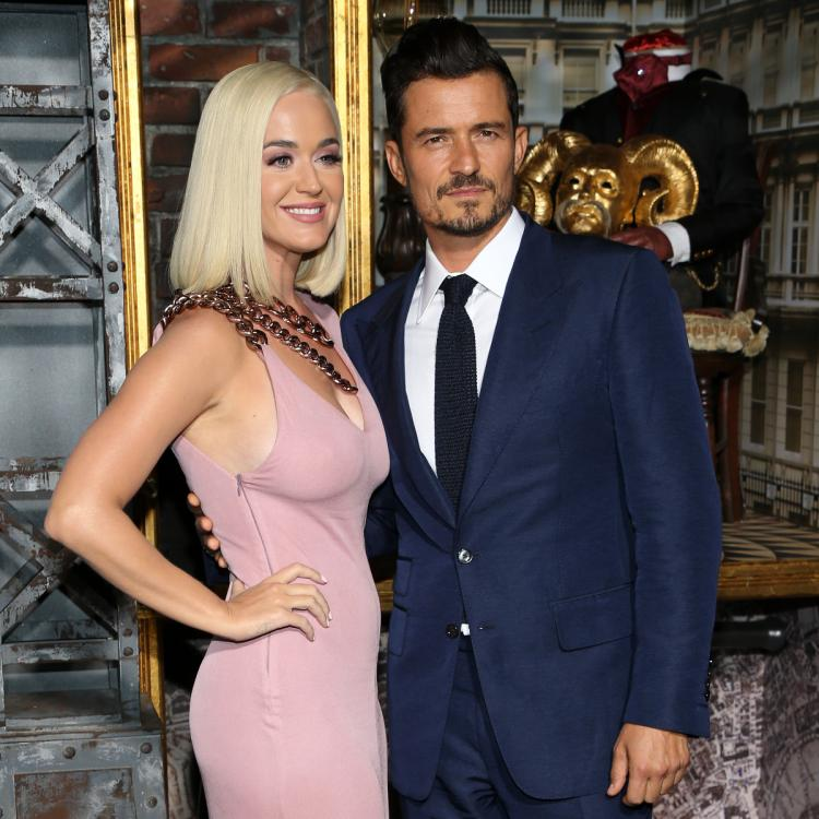 EXCLUSIVE: Katy Perry on fiance Orlando Bloom's reaction to Smile, seeking music advice from actor's son Flynn