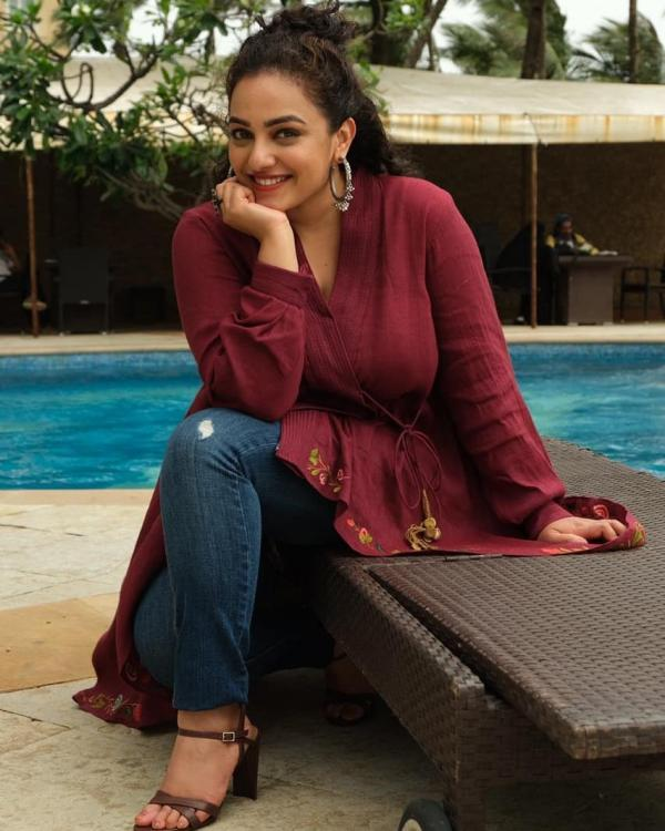 EXCLUSIVE: Nithya Menen REACTS to social media debate about South stars not being given their due in Bollywood