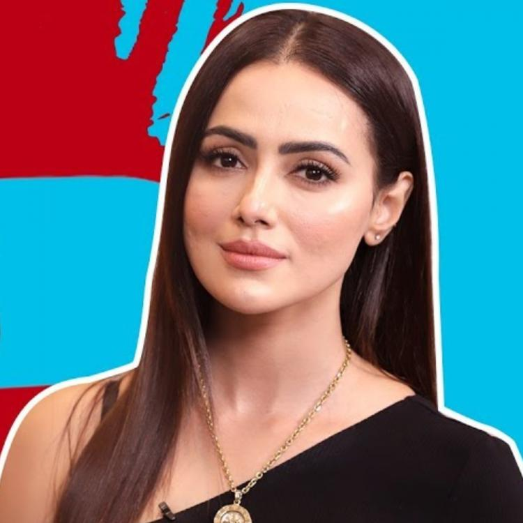 EXCLUSIVE: Sana Khan has THIS to say about Melvin Louis' 'you mocked my race' comment; Watch Video