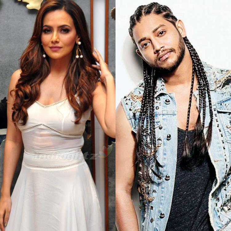 EXCLUSIVE: Sana Khan REVEALS if she will take any legal action against Melvin Louis for domestic violence