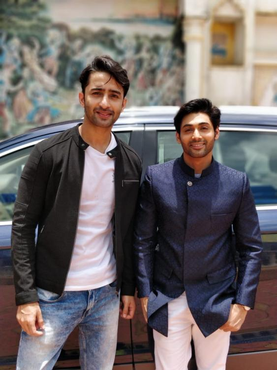 EXCLUSIVE: Shaheer Sheikh & I have been friends for 11 years: Ruslaan Mumtaz on working with him in YRHPK